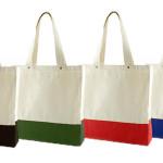Personnalisation de sacs publicitaires écologiques
