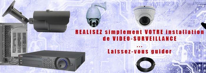 vente camera de surveillance