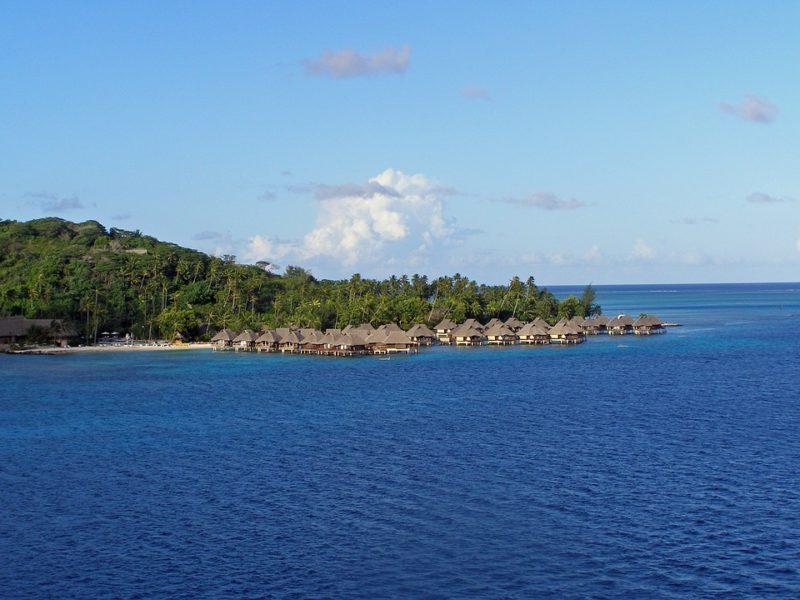 Vpyage de noces en Polynésie française